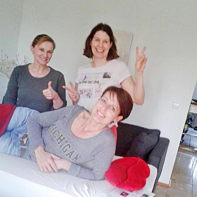 Access Bars Kurs, Maria Waidacher